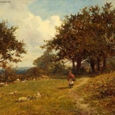 04 - David Colwell Bates - Near Malvern