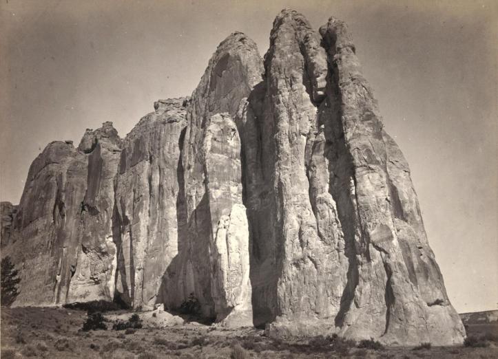 osullivan inscription rock new mexico 1873