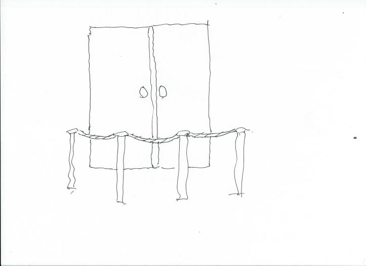 Barrier sketch